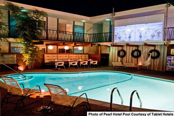 25 amazing resort pools in california intheswim pool blog for Roosevelt hotel san diego
