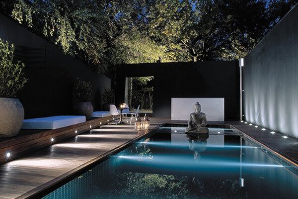 David Hicks Photography Pool Design Style: Zen