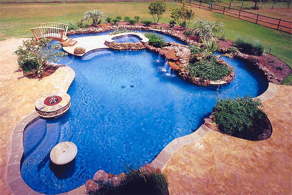 25 Of The Most Amazing Pools In Texas Intheswim Pool Blog
