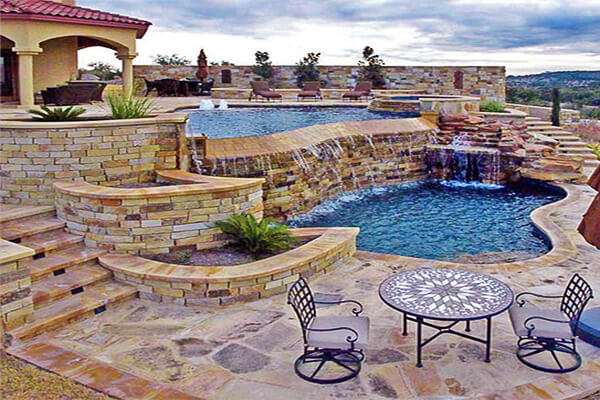 25 of the most amazing pools in texas intheswim pool blog for Hotels in dallas with indoor pools