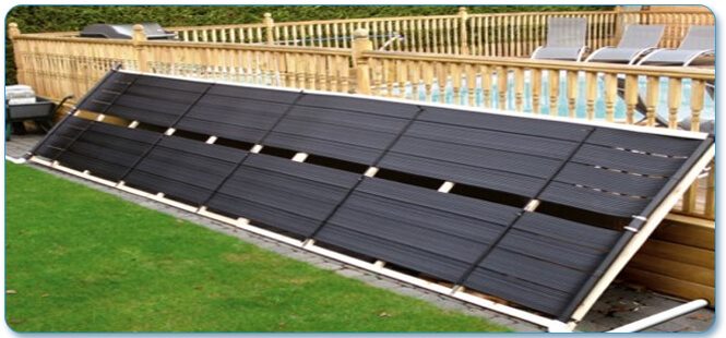Affordable DIY Solar Pool Heating | InTheSwim Pool Blog