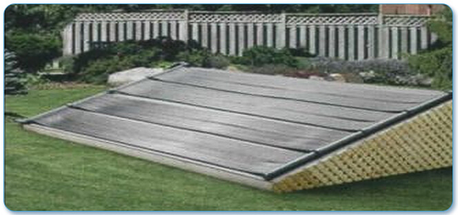 Affordable diy solar pool heating intheswim pool blog for Swimming pool heating system design