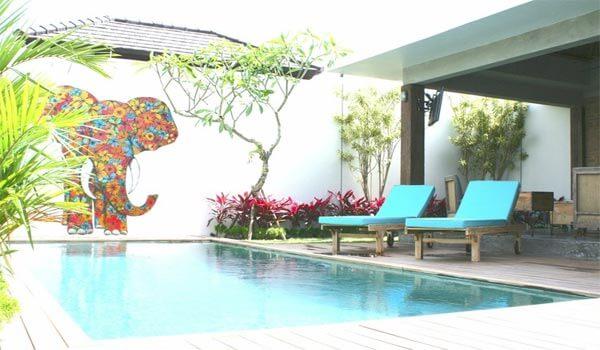 4 Quarters Villa, Bali