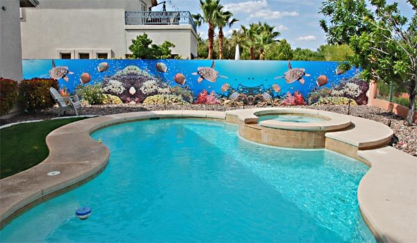 21 swimming pool wall mural ideas intheswim pool blog phantasmagories wall murals by pixers alldaychic