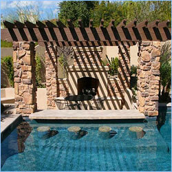 Pool Bars for Backyard Parties InTheSwim Pool Blog