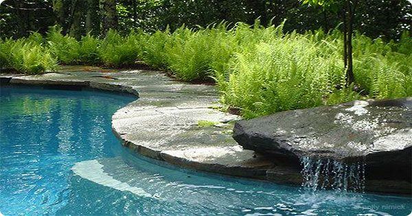 Small Pool Water Features Intheswim Pool Blog