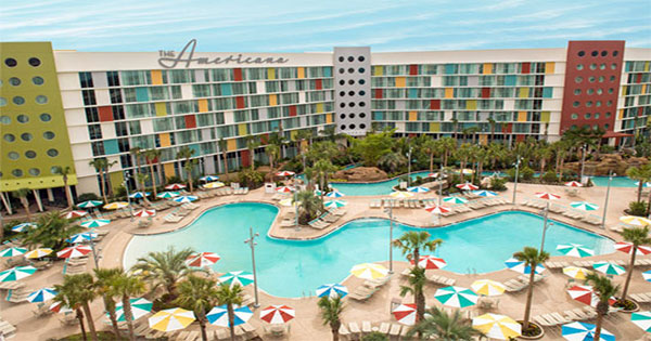 Cabana Bay Resort, Orlando, Fla -