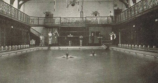 Who Invented Pools A History Of Swimming Pools
