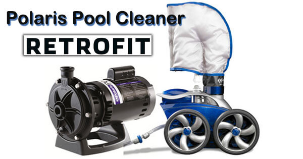 Polaris Pool Cleaner Hook up