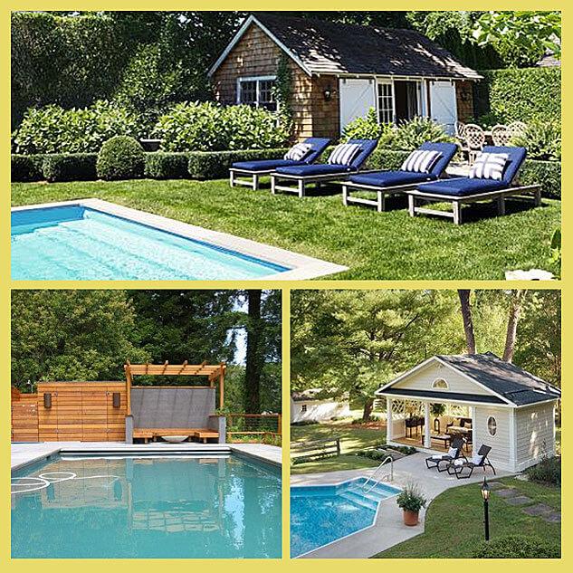 Pool Equipment Enclosure Ideas | InTheSwim Pool Blog