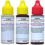 pool water test reagents
