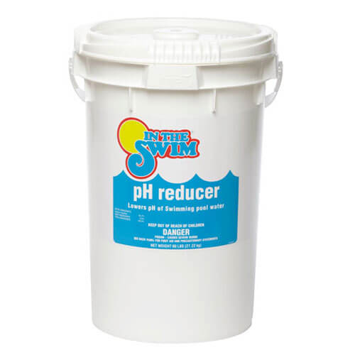 InTheSwim granular pool pH reducer