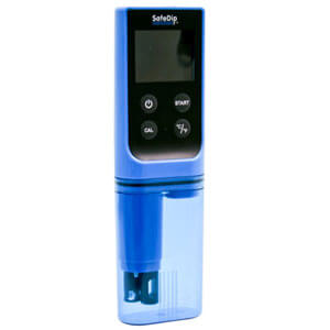SafeDip Digital Pool Chemistry Tester