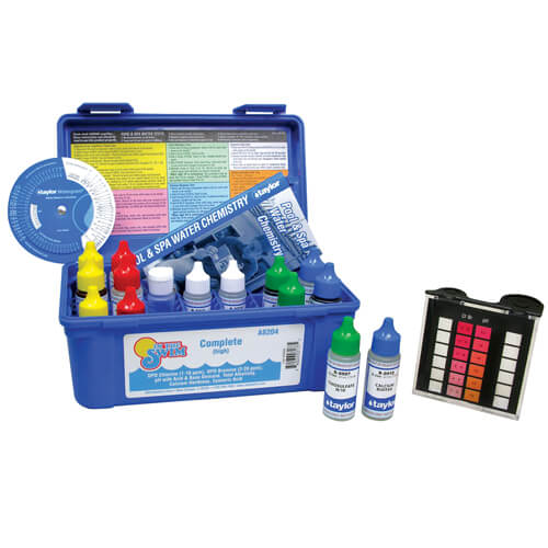 InTheSwim Deluxe DPD Pool Water Test Kit by Taylor