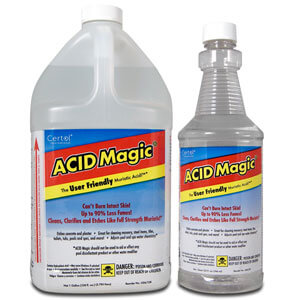 Acid Magic Muriatic Acid Alternative
