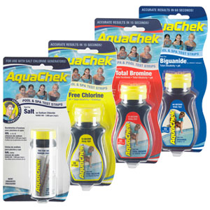 AquaChek Pool Water Test Strips