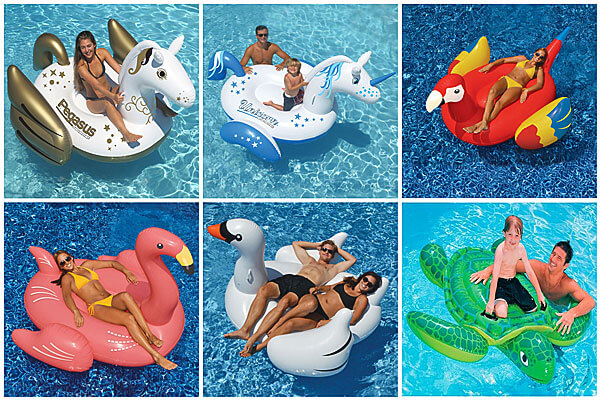 large-pool-ride-on-floats