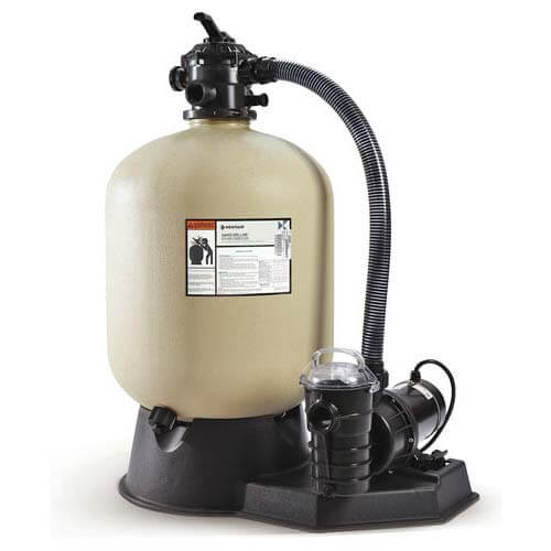 Pentair Sand Dollar Sand Filter Systems - Above Ground Pool Sand Filters
