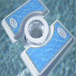 SKIM-A-ROUND FLOATING POOL SKIMMER
