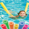 pool noodles and pool floats