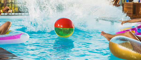 Preparing your Pool for a Pool Party | InTheSwim Pool Blog