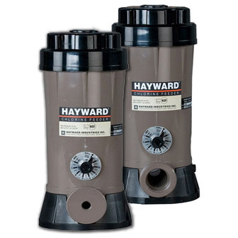 hayward automatic chlorinators for pools