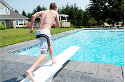 Pool Slides & Diving Boards | InTheSwim Pool Blog