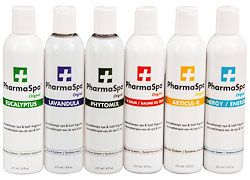 Pharmaspa fragrances