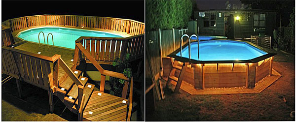 aboveground pools with lights