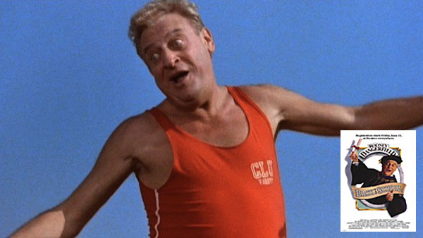 Rodney Dangerfield in Back to School, doing the Triple Lindy