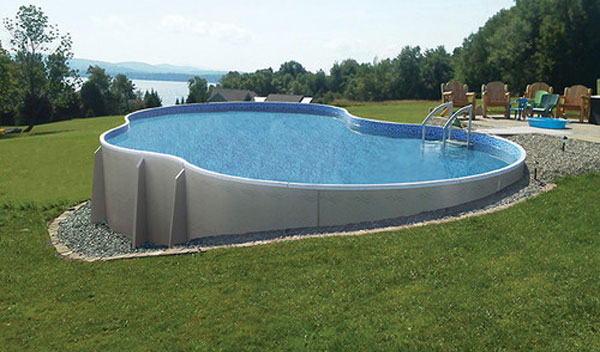 In Ground On Ground Above Ground Pool Ideas Intheswim Pool Blog