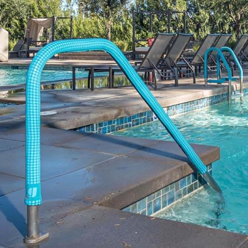kool grips pool and spa handrail covers