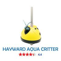 Hayward Aqua Critter Reviews and Ratings