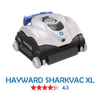 hayward Sharkvac XL reviews