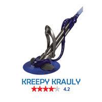 Reviews of Kreepy Krauly cleaners