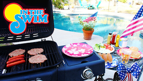 Patriotic Pool Party July 4th Pool Party Ideas Intheswim Pool Blog