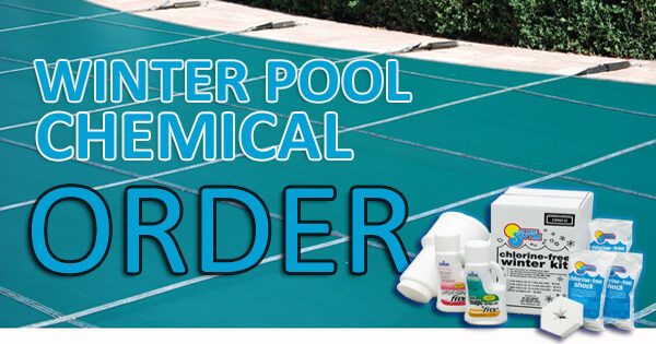 Pool Closing Chemicals: What Order to Add? | InTheSwim Pool Blog