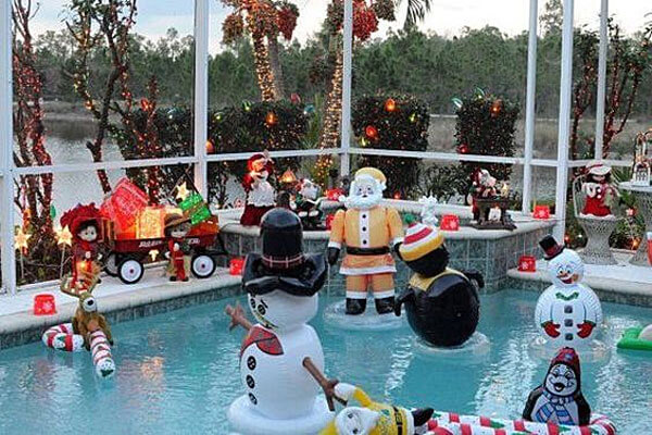 Christmas Pool Party Decoration Ideas Is Locked Christmas Pool Party Decoration Ideas Intheswim Pool Blog