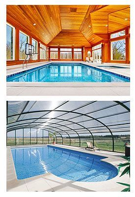 Off Season Swimming Pool Enclosure Options Intheswim Pool Blog