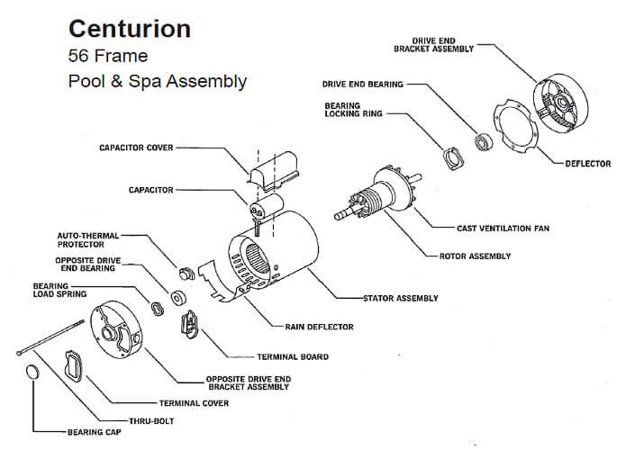 Understanding Pool Pump Motor Types