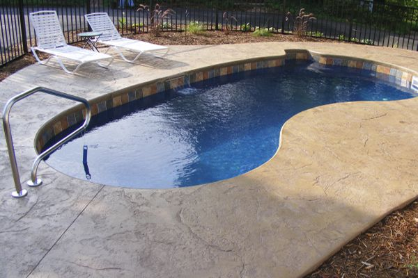 Small Yard Small Pool 25 Tiny Pools Intheswim Pool Blog