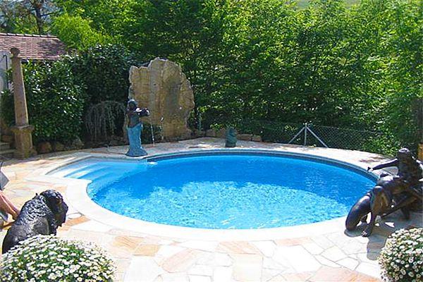 Small Yard Small Pool - 25 Tiny Pools | InTheSwim Pool Blog