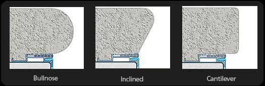 Pool Coping Detail