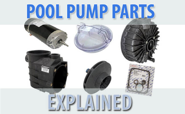 [DIAGRAM_3ER]  Pool Pump Parts Explained | InTheSwim Pool Blog | Wiring Diagram Pentair Challenger |  | In The Swim Blog